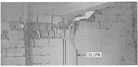 Failed columns in building - 2 (Bertero & Shah, 1983)